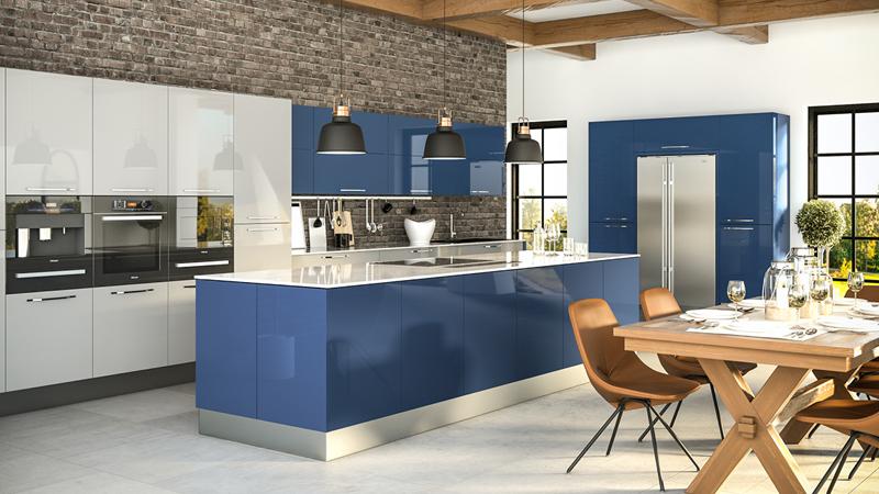 Kitchen Design By Ba Blossom Avenue
