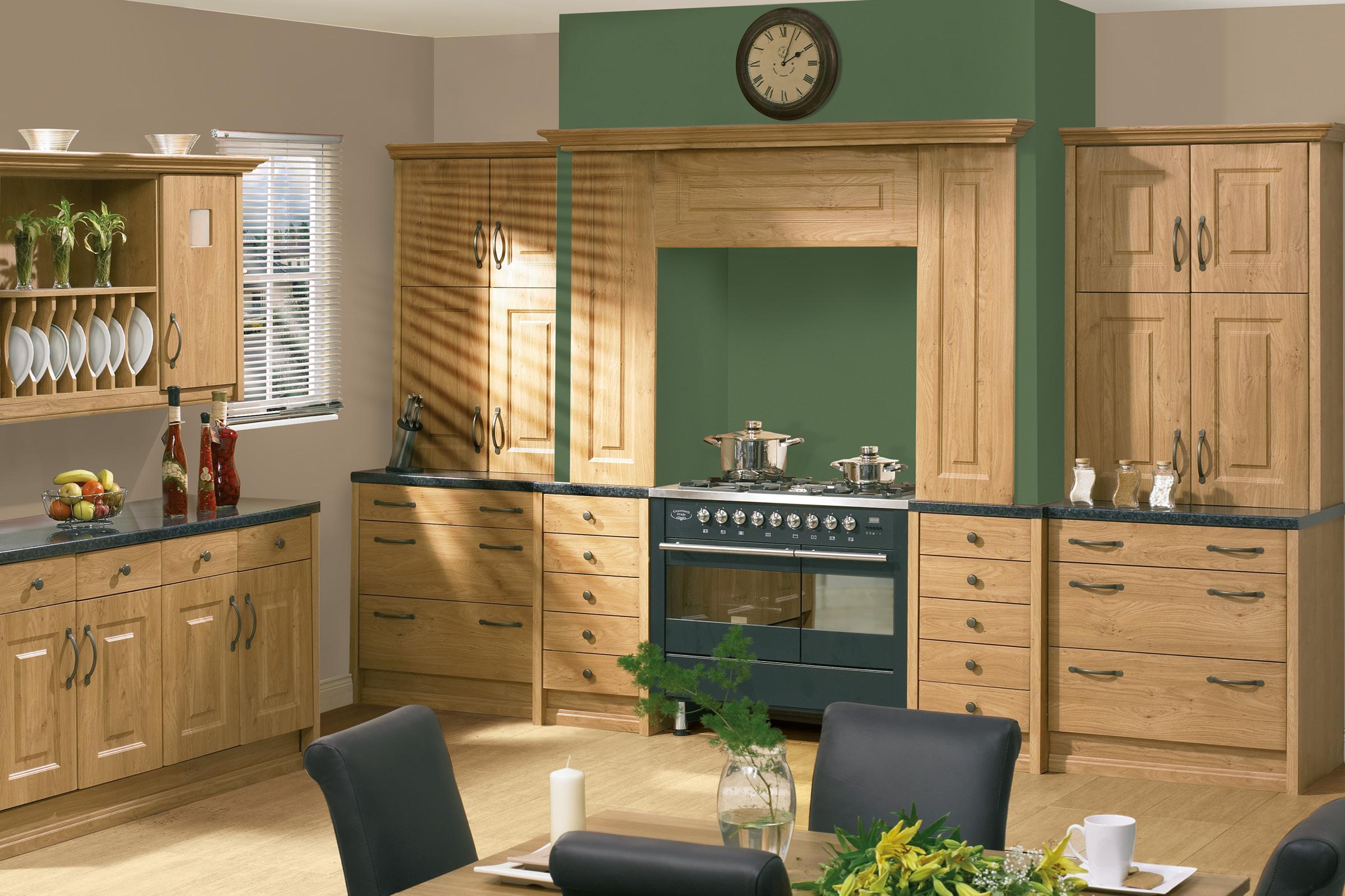 Bella Pippy Oak / Style: Oxford