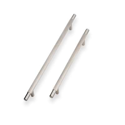 Knurled T Bar Handles