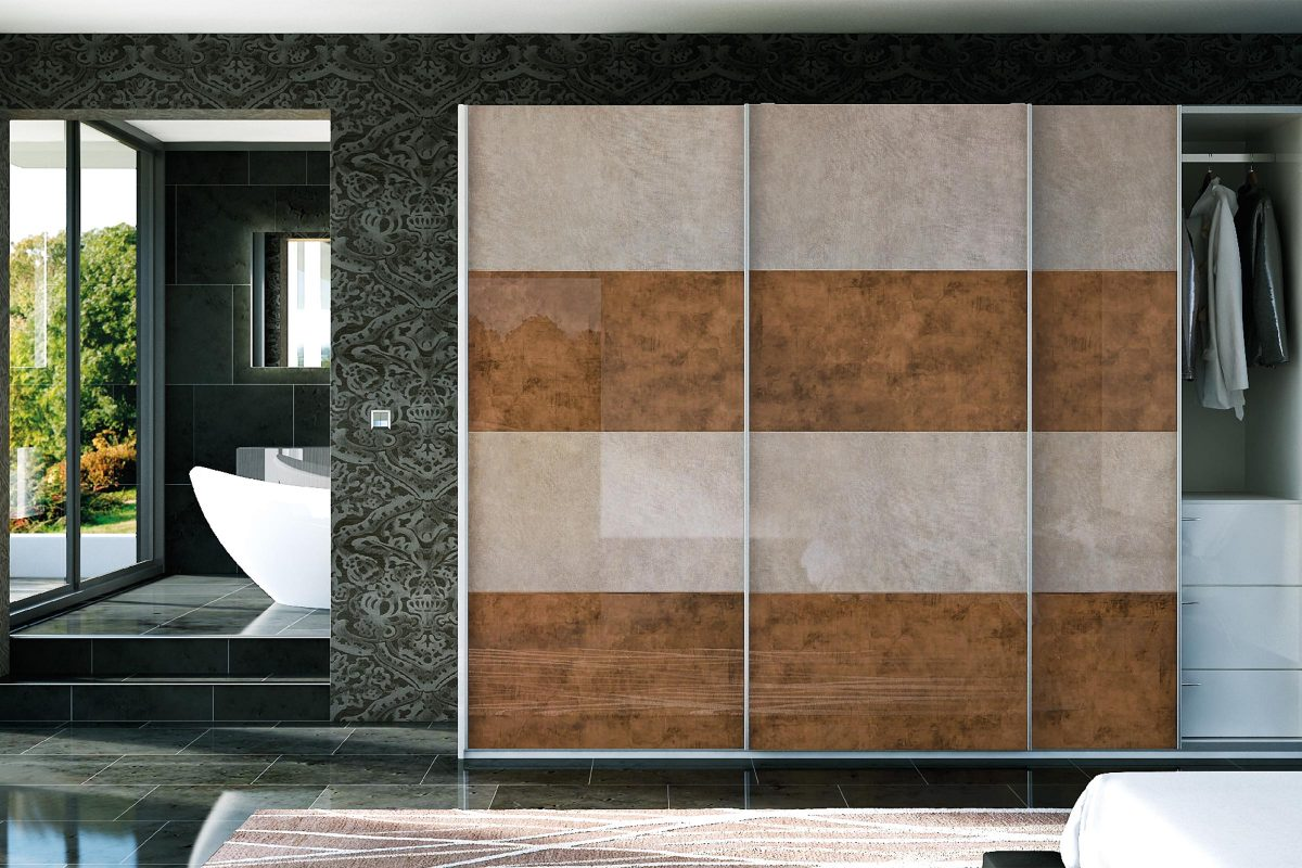 Ultra Ultragloss Limestone / Ultra Ultragloss Copperleaf