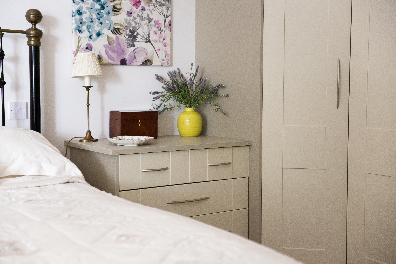 Matt Mussel and Matt Dakkar Bella Bedroom / Style: Warwick