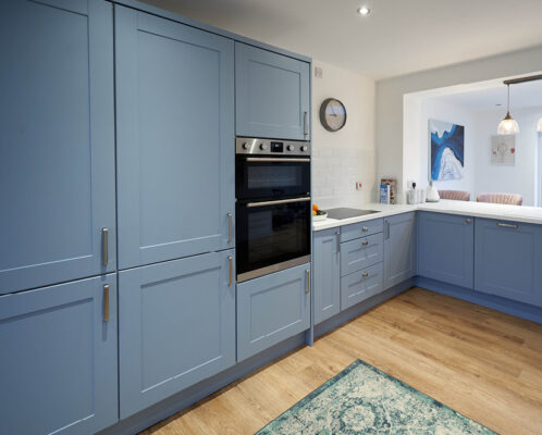 Matt Denim Aldridge Kitchen … as seen on on 'Kirstie and Phil's Love It or List It'