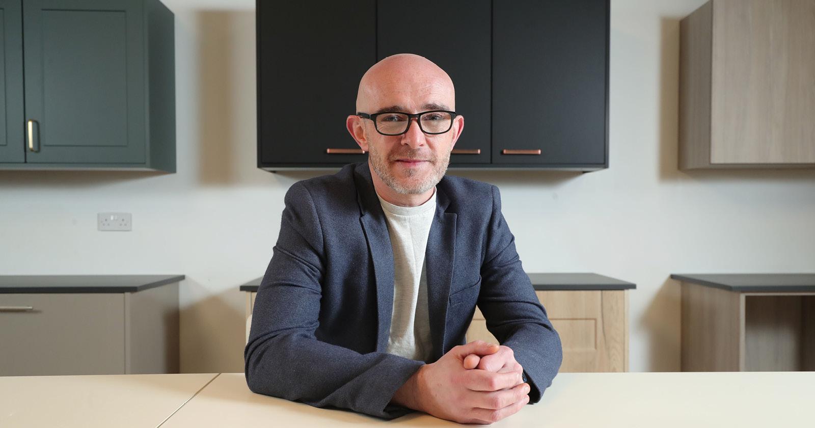 Patrick Bradley has Grand Designs on Blossom Avenue