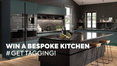 Win a £7,500 Bespoke Blossom Avenue Kitchen
