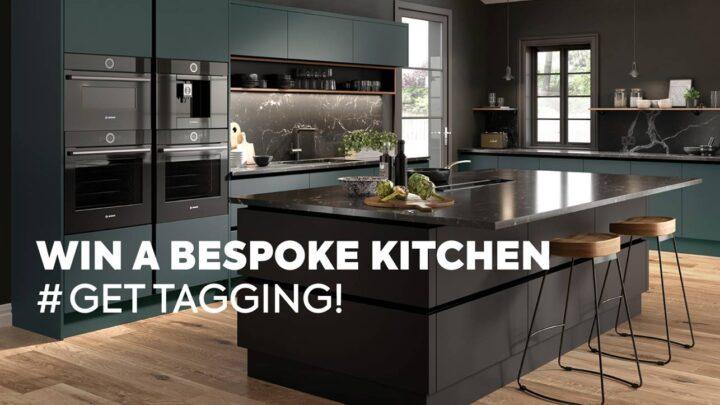 Win a Bespoke Kitchen