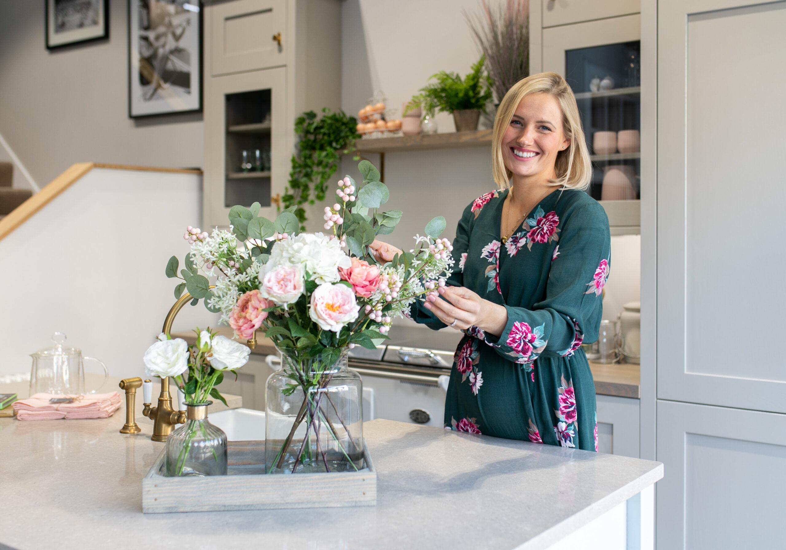 Make Your Kitchen Blossom!
